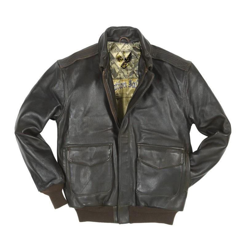 Antique Lamb Brown Jacket