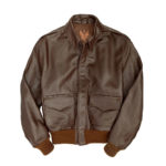 Brown-Bomber-A-2-Jacket