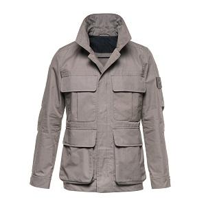 Field Jacket in Grey