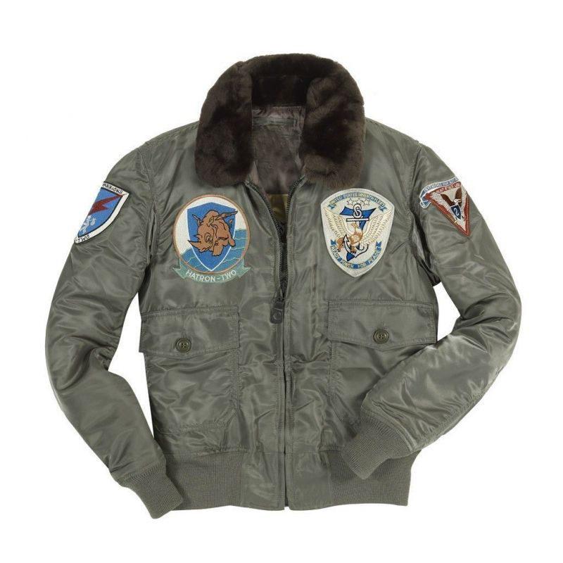 G-1 US Fighter Top Gun Jacket