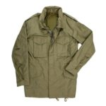 M-65 Field Jacket Olive Green With Hood