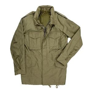M-65 Field Jacket Olive Green