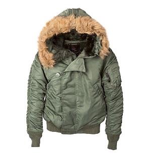 N-2B Cold Weather Jacket