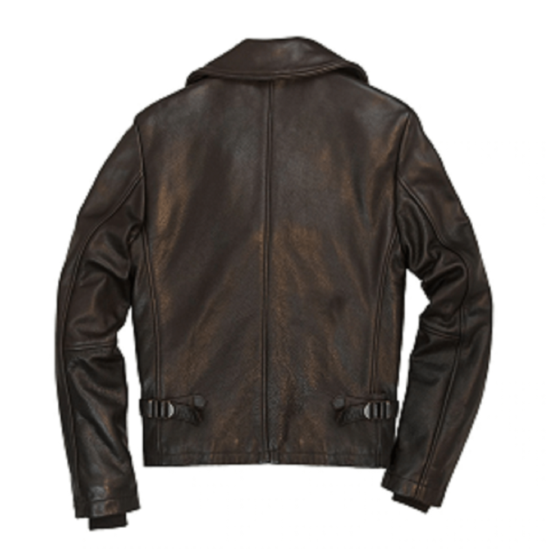 Naval-Short-Leather-Peacoat-
