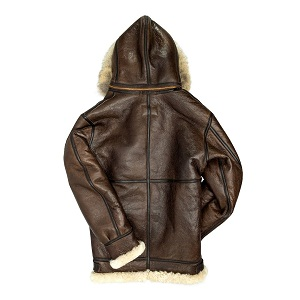 The Hooded B3 Coat