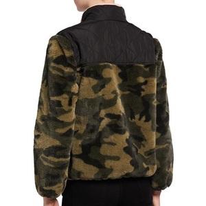 Wesley Fleece Womens Camo Jacket