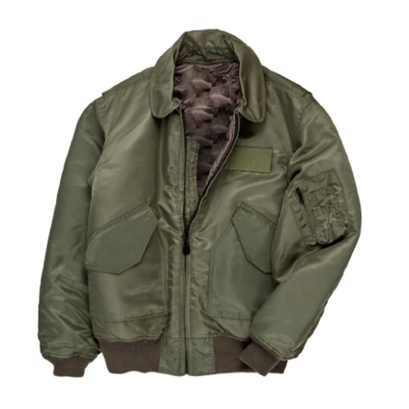 Cold Weather Pilot Jacket