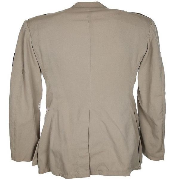Air Force Uniform Jacket in Brown