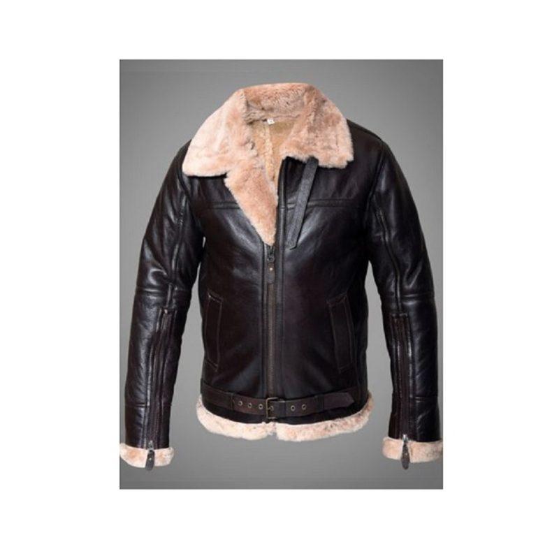 B3 Shearling Bomber Jacket
