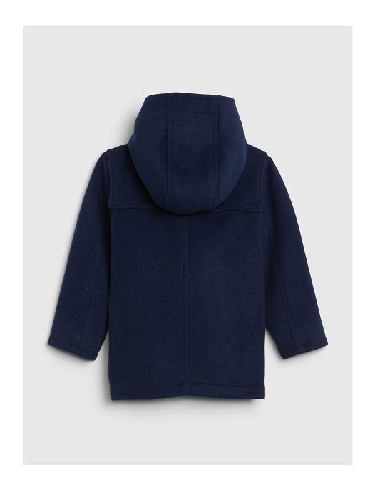 Kids Unisex Wool Peacoats