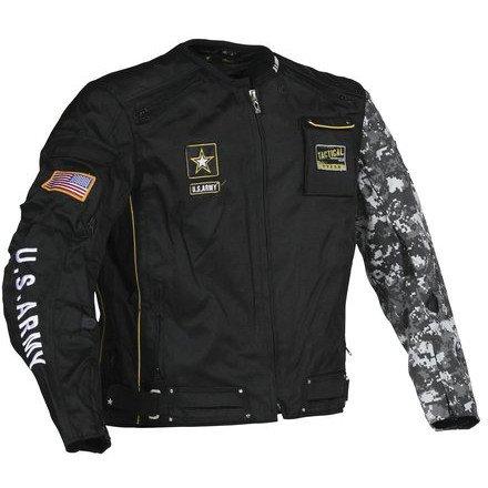 Power Trip US Army Alpha Textile Jacket