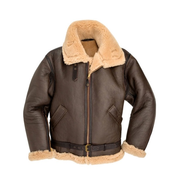R.A.F-Sheepskin-Bomber-Jacket