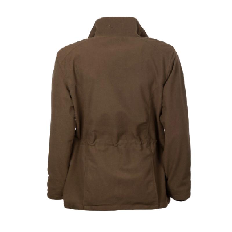 Womens Shooting Field Brown Coat