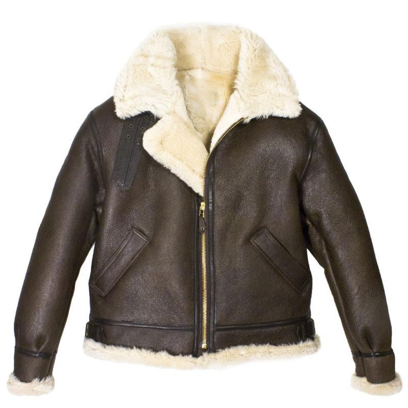 genuine-b-3-bomber-jacket-brown