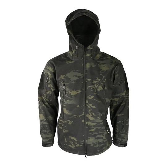 kombat-patriot-tactical-soft-shell-jacket-mt-black-front-with-hood