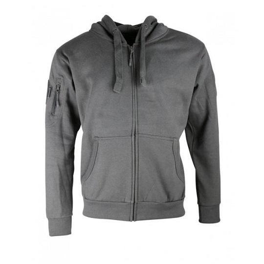 kombat-spec-ops-hoodie-gun-metal-grey-front