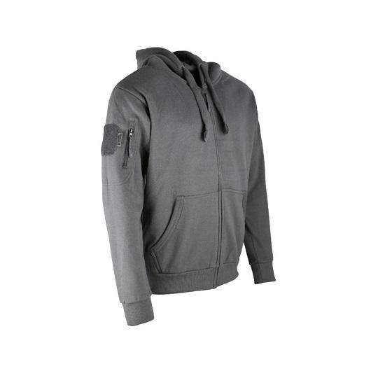 kombat-spec-ops-hoodie-gun-metal-grey-side