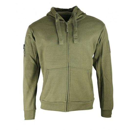 kombat-spec-ops-hoodie-olive-green-front
