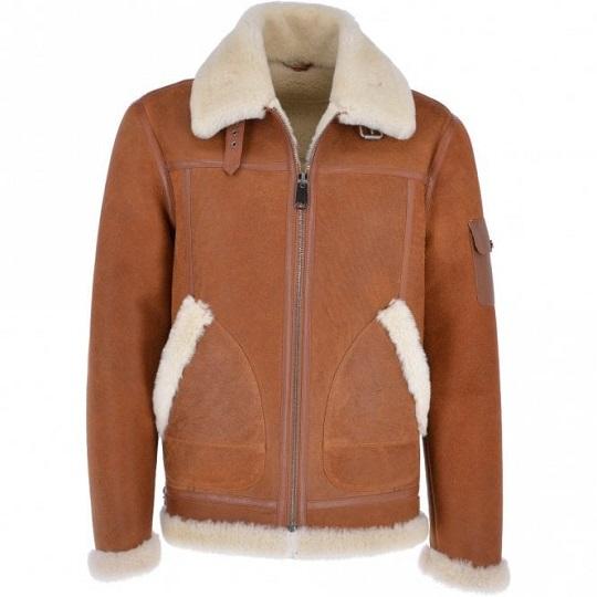 luxury-sheepskin-pilot-jacket-tan-brown