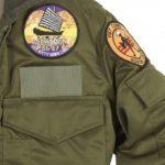 A-2-Mens-Classic-Veitnam-Marine-Aviator-Bomber-Jacket