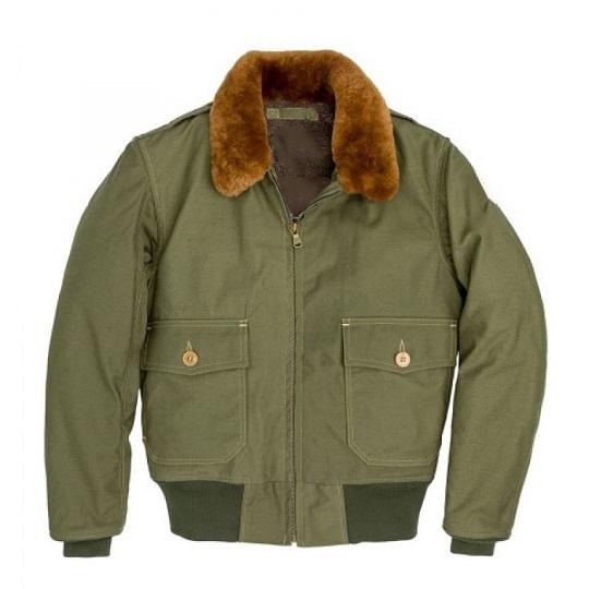 B-10-Classic-Mens-Olive-Green-Flight-Jacket