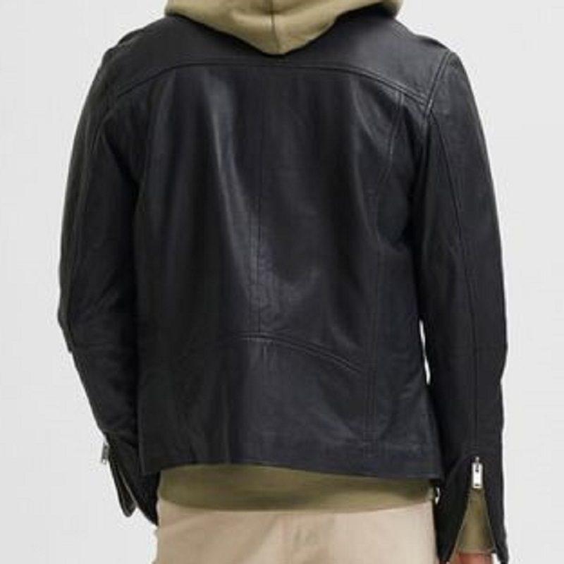 Lambskin Biker Leather Jackets