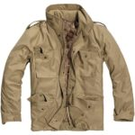 M-65 Classic Camel Brown Field Jacket