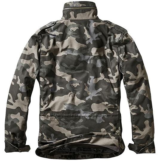 M-65 Classic Dark Camo Field Jacket-