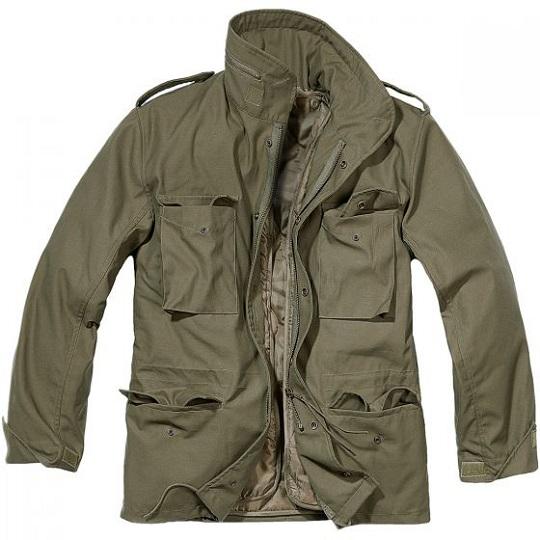M-65 Classic Olive Green Field Jacket