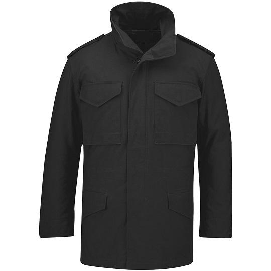 M65_Field_Coat_For_Men_Black