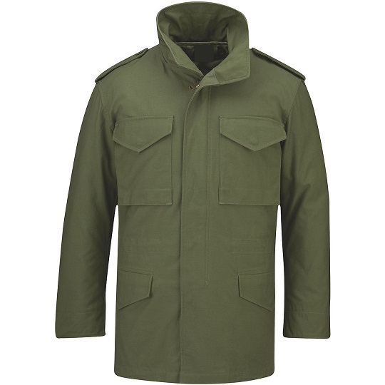 M65_Field_Coat_For_Men_Olive_Green