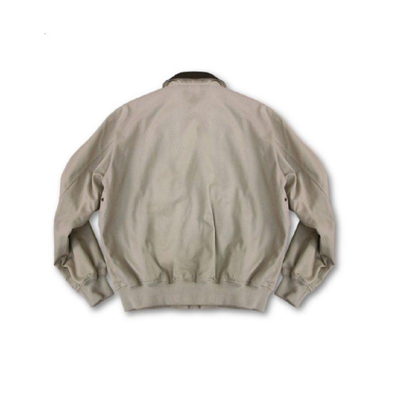 Men USA Cotton A-2 Bomber Jacket-