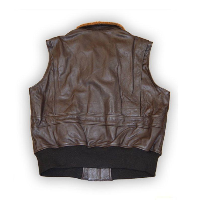 Mens Barnstromer Leather vest-