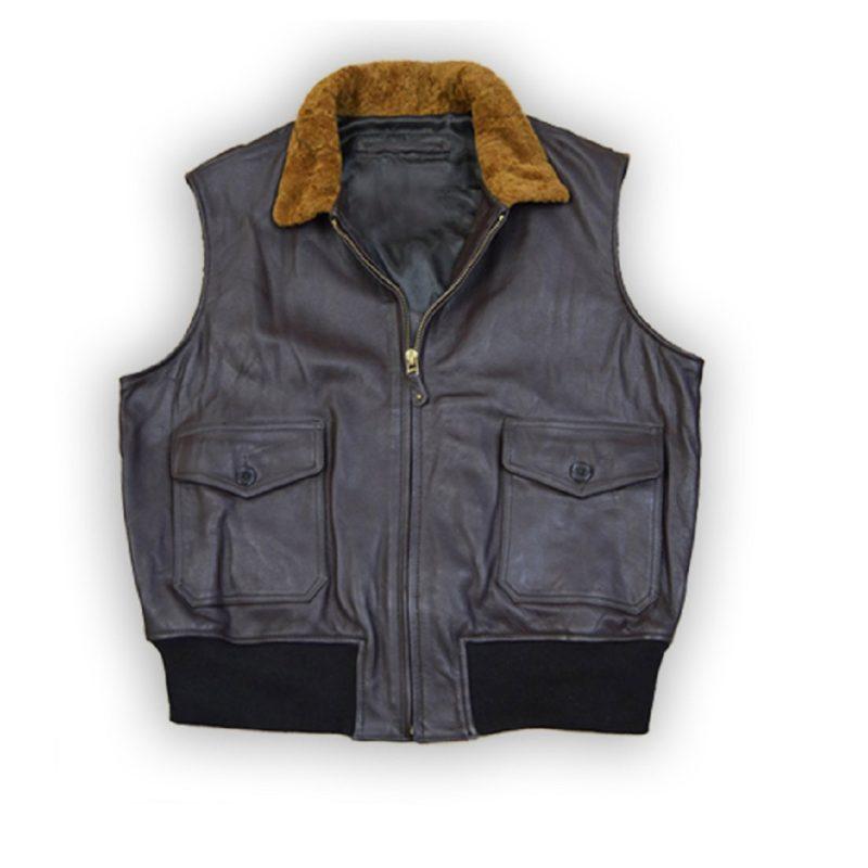 Mens-Barnstromer-Leather-vest