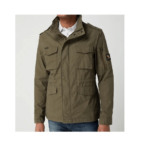 Men's Classic Rookie Jet Black Field Jacket
