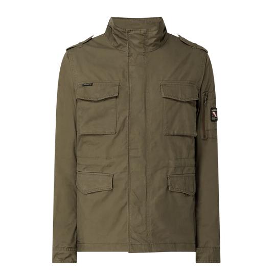 Men's Classic Rookie Olive Green Field Jacket