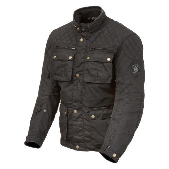 Men's-Edale-Motorcycle-Textile-Black-Jacket