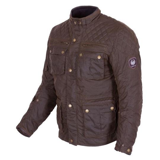 Men's-Edale-Motorcycle-Textile-Burgundy-Jacket