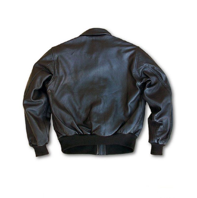 Mens Flight Modern A-2 Leather Jacket-