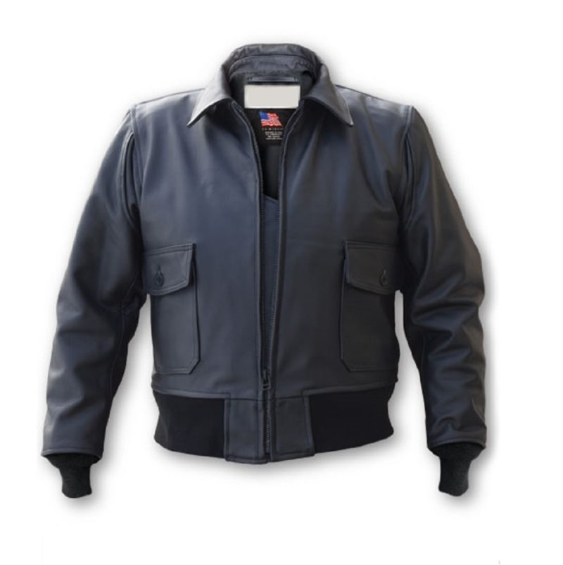 Mens Hand painted naval SWO Jacket