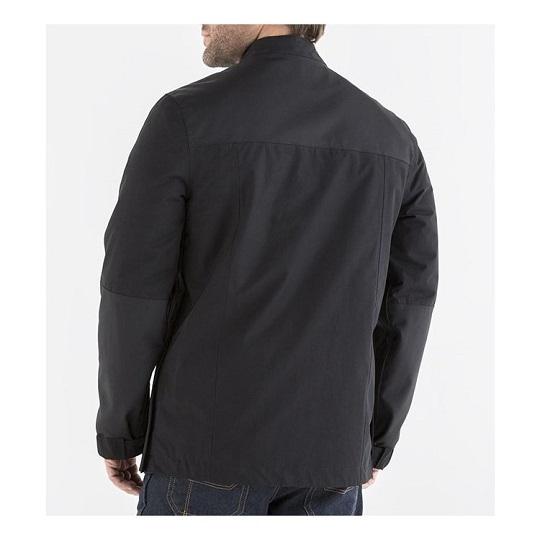 Men's-Logan-Textile-Black-Jacket-