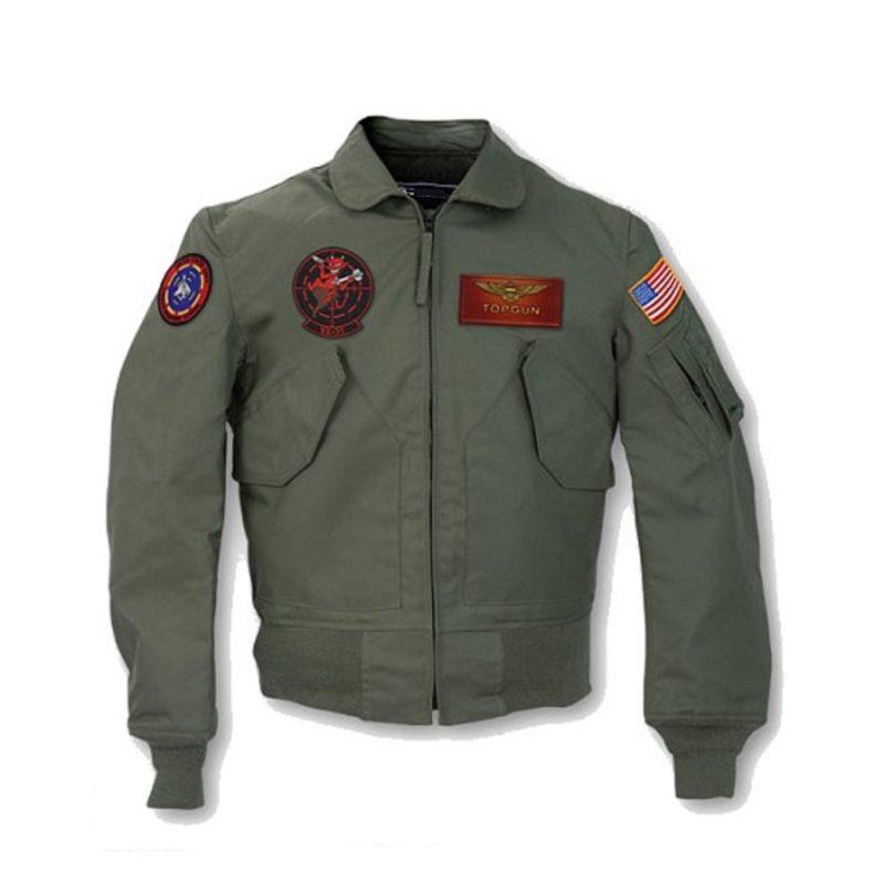 Mens Maverick CWU-36P Top Gun Jacket