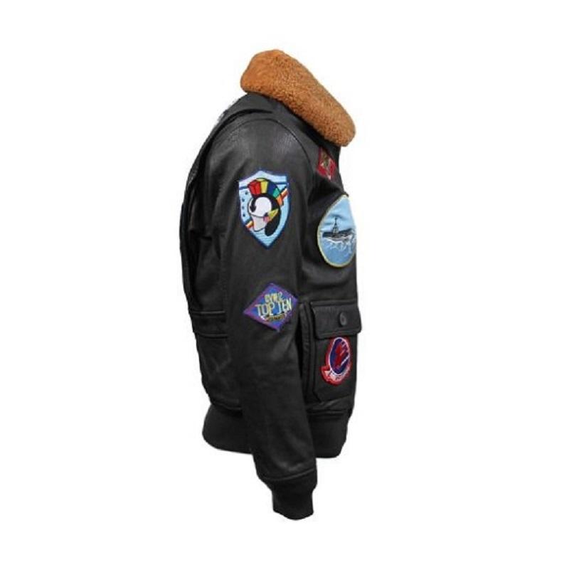 Mens Top Gun Signature Series Jacket-