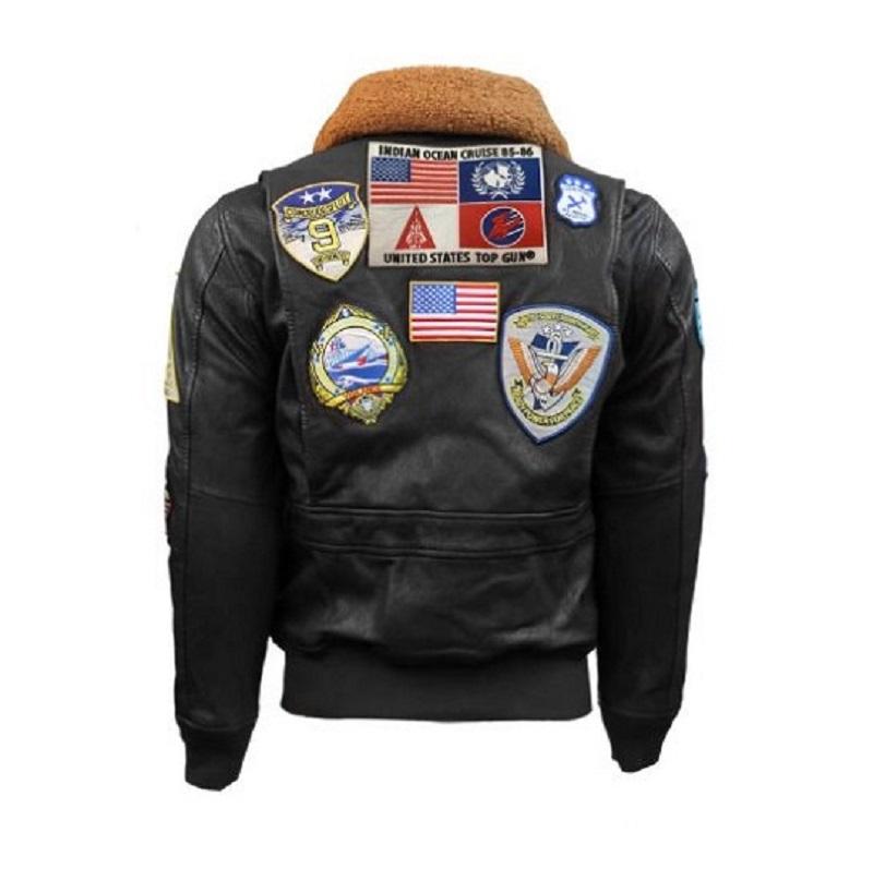 Mens Top Gun Signature Series Jackets
