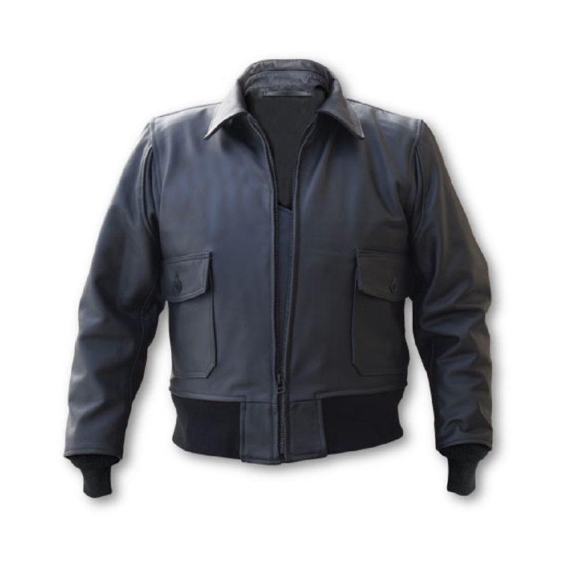 Mens Warfare Officer Aircraft Carrier Jacket