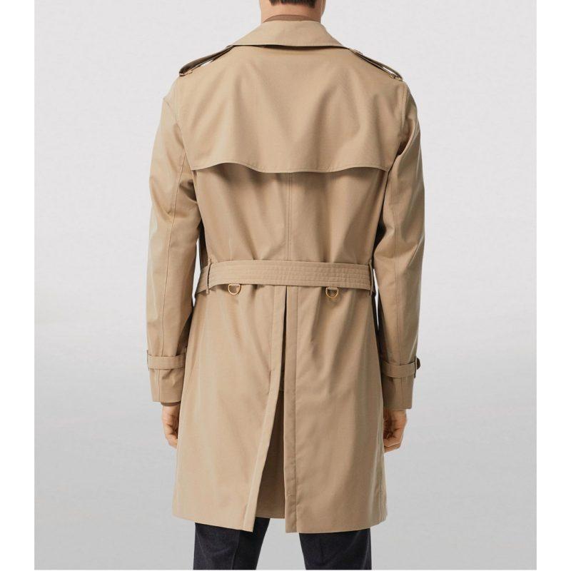 Mens mid-Length Chelsea trench coats