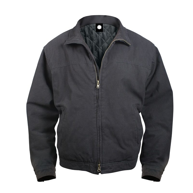 Rothco Mens Concealed Carry 3 Season Blue Jacket-
