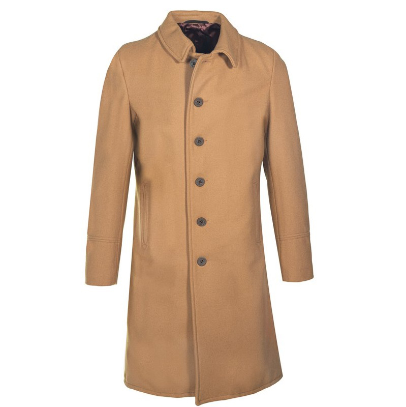 Single Breasted Officers Coat