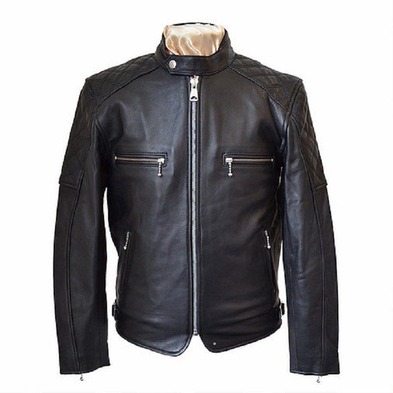 The Flat Tracker Mototcycle Jacket
