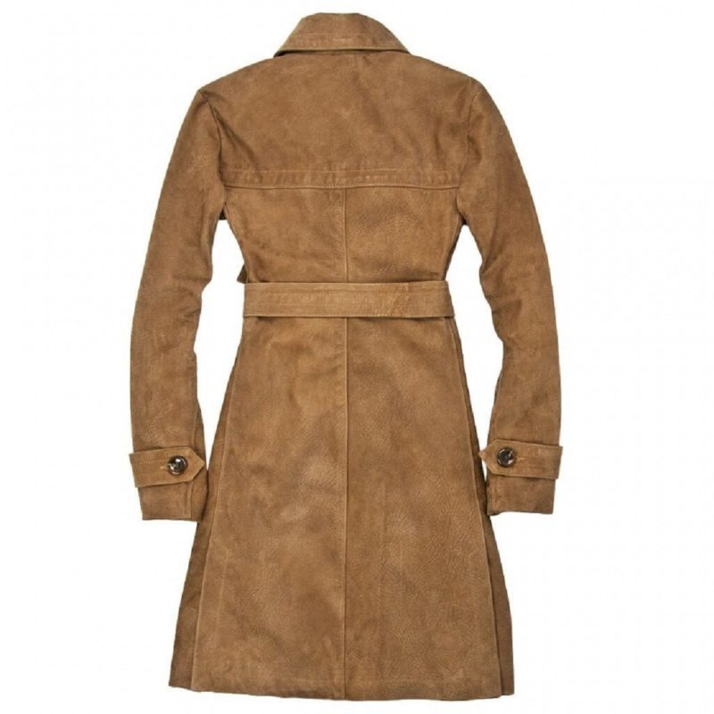 Womens-Amelia-Brown-Trench-Coat-